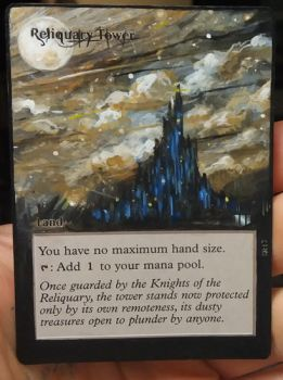 Magic Alteration: Reliquary Tower 8/14/17 by Ondal-the-Fool