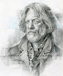Hank Anderson by DalfaArt