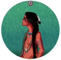 Pocahontas by Minxy-Moo