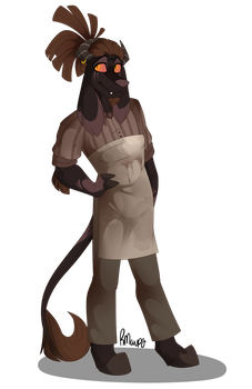 Baker by RMcreeps