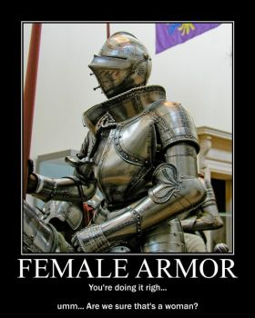 Female Armor by golentan