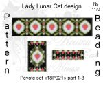 Peyote set 18P021 part 1-3 by LadyLunarCat