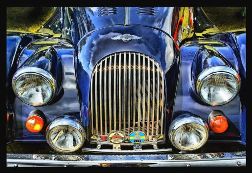 Morgan HDR by carlzon