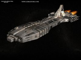 Spaceship by adit1001