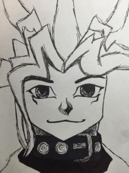Yami pen practice by sdcu