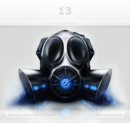 Gas Mask Interface by Scott-Kane