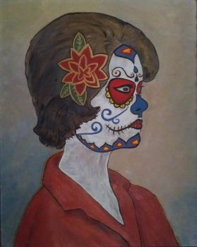 Miss Muertas by carriezona
