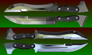 M1 and M2 Xtreme Bowie by DaveLuck