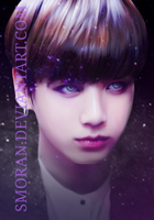 Jungkook drawing by SMoran
