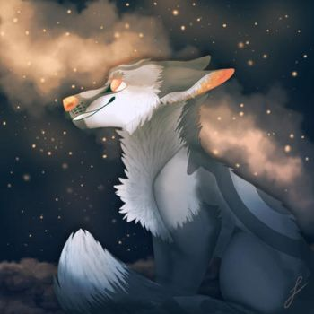 -The Things That Make Me Happy- by nebula0moon