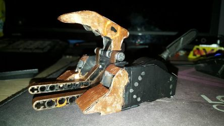 Robot Wars Coyote Model by LouTheFatCat