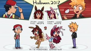 Halloween 2017 Wallpaper by radstylix