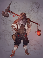 my legendary lederhosen by al-kem-y