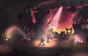 The Musical: Majora's Mask by YAMsgarden