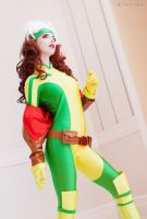 X-men - Rogue II by MeganCoffey