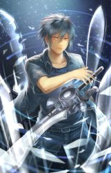 FFXV: Noctis by f-wd