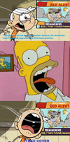 Homer Simpson react to the sisternado by Mroyer782