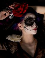 Day Of The Dead 18 by MordsithCara