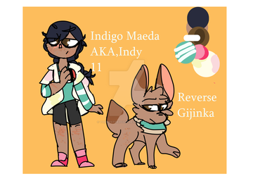 Moonlocke Indigo Maeda Reference by TheMysteryfox8