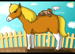 Farm Buddies All Grown Up by KittyMelodies