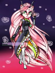 CE - first entry for JB Outfit Contest by blackwhitegirlcat1