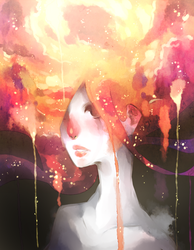 Beauty within by Ozumii