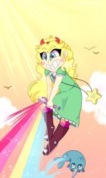 Yeah I bloom, I bloom just for you by wackypeep