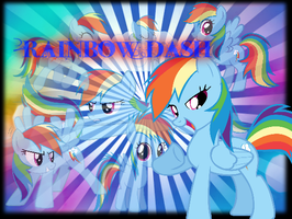 Rainbow Dash by LightSongMelody