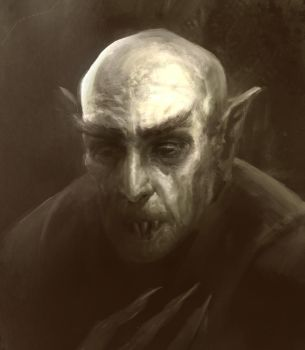 Count Orlok by Manzanedo