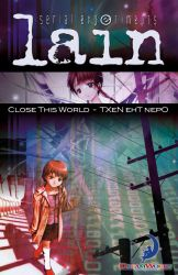 Lain Poster thingy by HakaseDespel