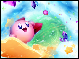 Kirby's Dream Land by WalkingMelonsAAA