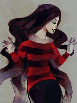 MARCELINE by chuwenjie