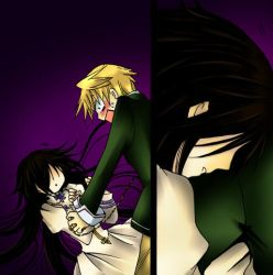 PH He and She by ShionMion