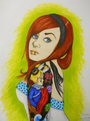 Maybe It's Mary Jane by Linnlynn