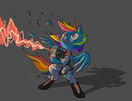 who ya gonna call by ponywise