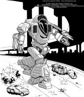 Battletech: Arbalest by Mecha-Zone