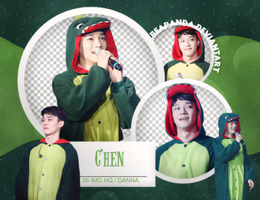 Pack Png 598 // Chen (EXO) by BEAPANDA