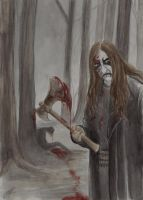 Mord by satanen