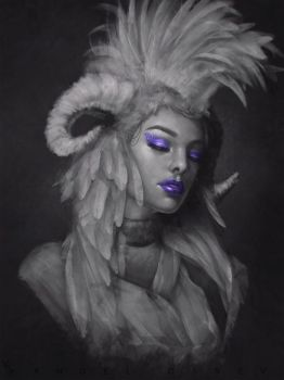 Dope Painting 4 Day #221 by AngelGanev