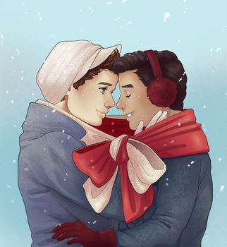 Baby it's cold outside by ass-butt