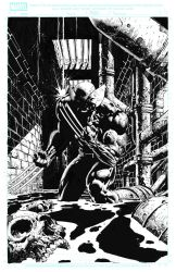 David Finch Wolverine by JimmyReyes