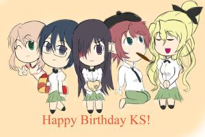 Happy Birthday KS! by lostmemory123