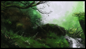 Speedpainting 12 by woutart