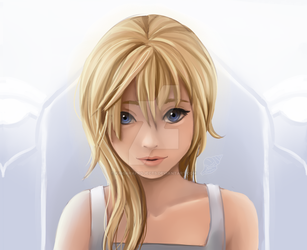 Kingdom Hearts: Namine by KaigaraProjects
