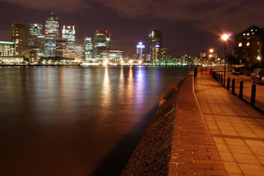 London Docklands 05 by CitizenJustin