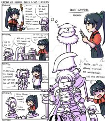 [FEH] Order of Heroes Daily Lives: Houshou by Rukotaro
