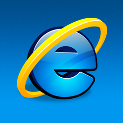 Internet Explorer Icon by marc2o