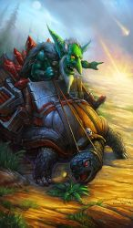 new type of goblins transport by KalaNemi