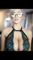Lindsey Pelas: Ensnared by the Hypno-Glasses by hypnospects