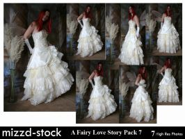 A Fairy Love Story Pack 7 by mizzd-stock